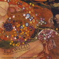Julie Scolnik & Franziska Huhn | Bejeweled-Encore Gems for Flute and Harp