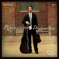 Scott Krokoff | Realizations & Declarations, Vol. 1