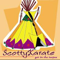 Scotty Karate | Get in the Teepee