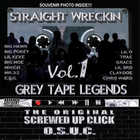 Screwed Up Click | Straight Wreckin Vol. 1
