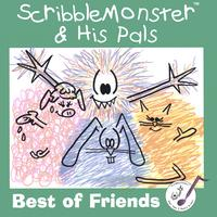 ScribbleMonster & His Pals | Best of Friends