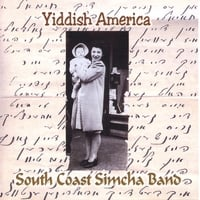 South Coast Simcha Band | Yiddish America