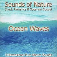 Suzanne Doucet, Chuck Plaisance | Ocean Waves (Pure Nature Sounds)
