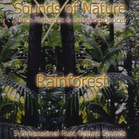 Suzanne Doucet, Chuck Plaisance | Rainforest (Sounds of Nature Series)