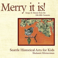Seattle Historical Arts for Kids | Merry it is!