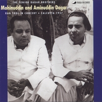 Senior Dagar Brothers | Todi: Calcutta 1957