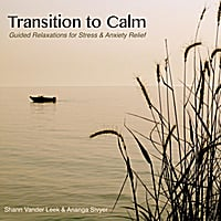 Shann Vander Leek & Ananga Sivyer | Transition to Calm: Guided Relaxations for Stress & Anxiety Relief