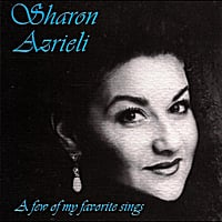 Sharon Azrieli Perez | A Few Of My Favourite Sings