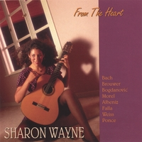 Sharon Wayne | From The Heart