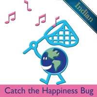 Shelley Sykes | Catch the Happiness Bug (Indian)