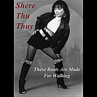 Shere Thu Thuy | These Boots Are Made For Walking