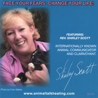 Rev. Shirley Scott | Face your Fears, Change your Life