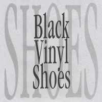 Shoes | Black Vinyl Shoes