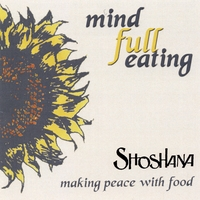 Shoshana Levinson, MS. | Mindful Eating - Making Peace with Food