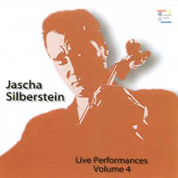 Jascha Silberstein | Live Performances, Volume 4