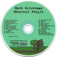 Mark Silverman | Medieval People