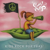 The Sippy Cups | Kids Rock for Peas
