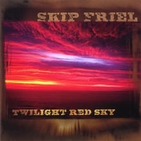Skip Friel | Twilight Red Sky
