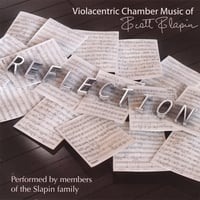 Scott Slapin, violist | Reflections