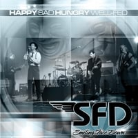Smiling Face Down | Happy Sad Hungry Well-Fed