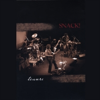 snack! | Tenure - DVD / CD