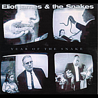 Eliot James and the Snakes | Year of the Snake