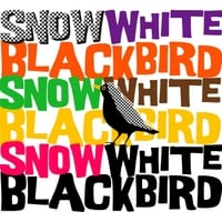 Snow White Blackbird | Snow White Blackbird