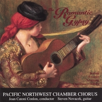 Steven Novacek & Pacific Northwest Chamber Chorus | The Romantic Gypsy