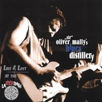 """Sir"" Oliver Mally´s Blues Distillery 