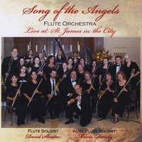 Song of the Angels Flute Orchestra | Song of the Angels Flute Orchestra