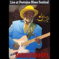 Sonny Rhodes | Live at Postojna Blues Festival