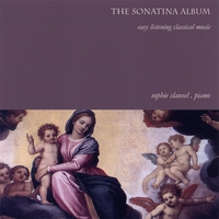 Sophie Clausel | The Sonatina Album