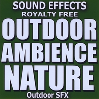 Sound Effects Royalty Free | Outdoor Ambience, Nature Sound Effects