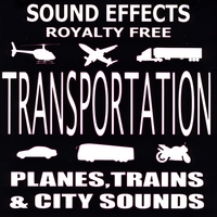 Sound Effects Royalty Free | Ultimate Transportation SFX, Planes, Trains, and City Sounds