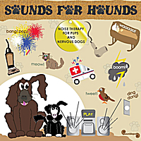 Soundskapes | Sounds for Hounds: Noise Therapy for Pups and Nervous Dogs