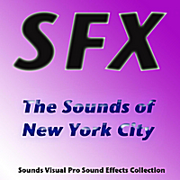 Sounds Visual | Royalty Free Sound Effects of New York City