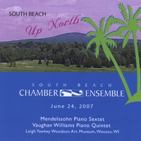 South Beach Chamber Ensemble | South Beach Up North