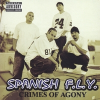 spanish fly | crimes of agony