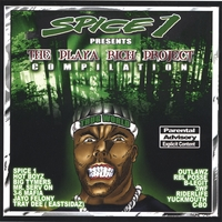 Spice 1 | The Playa Rich Project Compilation