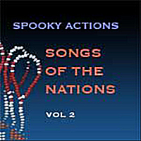 Spooky Actions | Songs of the Nations, Vol. 2