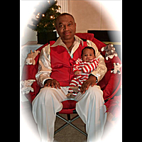 Stan Alston | His First Christmas
