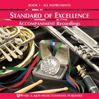 Standard of Excellence | Standard of Excellence, Vol. 1 (All Instruments)