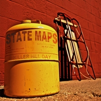 State Maps | Killer Hill Day