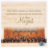 The State Radio & TV Symphony Orchestra Moscow | plays Mozart