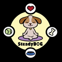 Steadydog | Steadydog Lite: Relax Your Dog Naturally in 2 Minutes (Isochronic Brain Wave & Sound Spa Therapy)