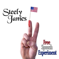 Steely James | Free Speech Experiment