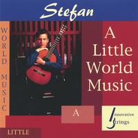 Stefan | A Little World Music