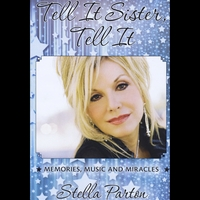 Stella Parton | Tell It Sister Tell It, Audiobook (6 Disc)