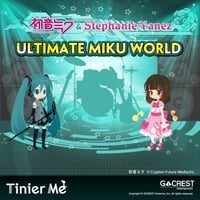 Hatsune Miku & Stephanie Yanez | Ultimate Miku World