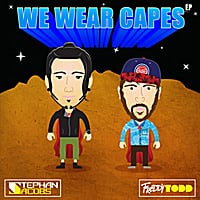 Stephan Jacobs & Freddy Todd | We Wear Capes